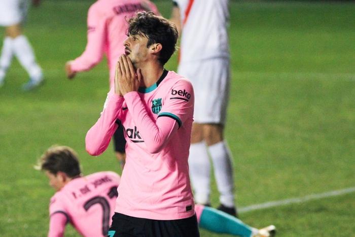 Messi tỏa sáng rực rỡ ngày trở lại giúp Barca ngược dòng vào Tứ kết cúp Nhà Vua - Ảnh 3.