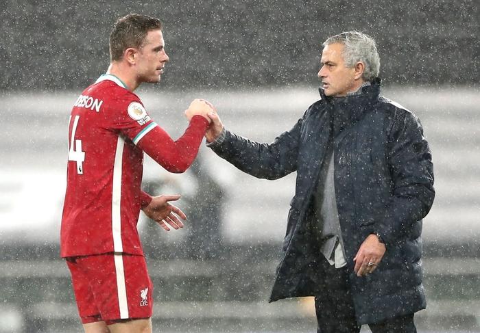 Chấm dứt chuỗi trận thất vọng, Liverpool thắng tưng bừng Tottenham - Ảnh 1.