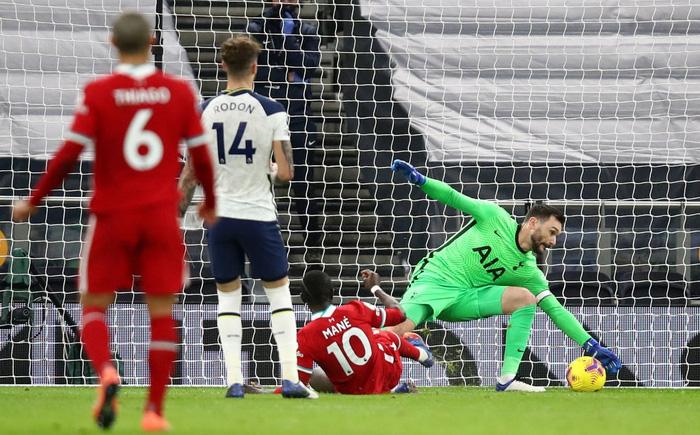 Chấm dứt chuỗi trận thất vọng, Liverpool thắng tưng bừng Tottenham - Ảnh 3.