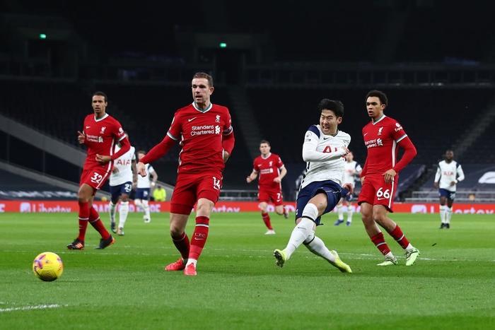 Chấm dứt chuỗi trận thất vọng, Liverpool thắng tưng bừng Tottenham - Ảnh 4.