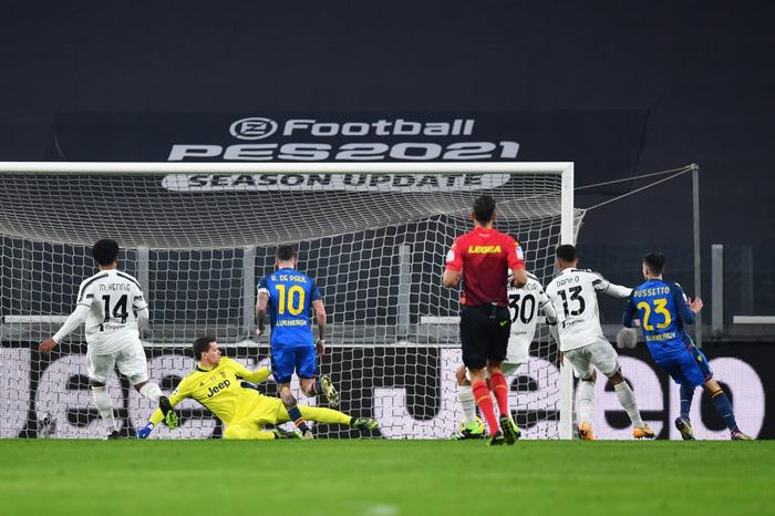 Cristiano Ronaldo lập công lớn ngày Juventus mở tiệc đầu năm - Ảnh 2.