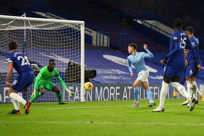 Đè bẹp Chelsea, Man City phả hơi nóng vào cuộc đua vô địch Ngoại hạng Anh - Ảnh 7.