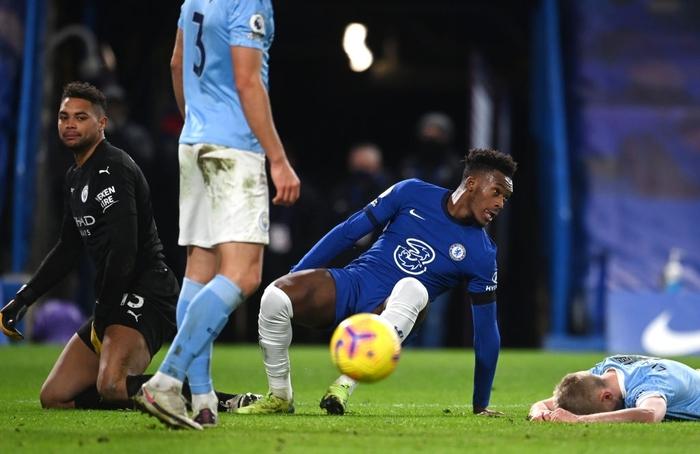 Đè bẹp Chelsea, Man City phả hơi nóng vào cuộc đua vô địch Ngoại hạng Anh - Ảnh 10.