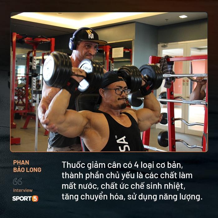 """VĐV, HLV Phan Bảo Long: """"Mặc kệ TikTok bóp tương tác, tôi vẫn tăng cường cảnh báo về thuốc giảm cân, đai nịt bụng""""   - Ảnh 2."""