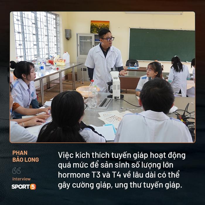 """VĐV, HLV Phan Bảo Long: """"Mặc kệ TikTok bóp tương tác, tôi vẫn tăng cường cảnh báo về thuốc giảm cân, đai nịt bụng""""   - Ảnh 4."""