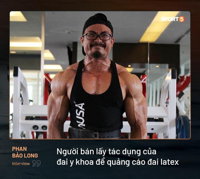 """VĐV, HLV Phan Bảo Long: """"Mặc kệ TikTok bóp tương tác, tôi vẫn tăng cường cảnh báo về thuốc giảm cân, đai nịt bụng""""   - Ảnh 5."""