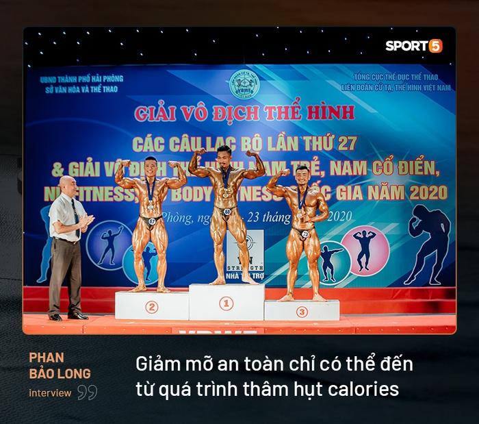 """VĐV, HLV Phan Bảo Long: """"Mặc kệ TikTok bóp tương tác, tôi vẫn tăng cường cảnh báo về thuốc giảm cân, đai nịt bụng""""   - Ảnh 6."""