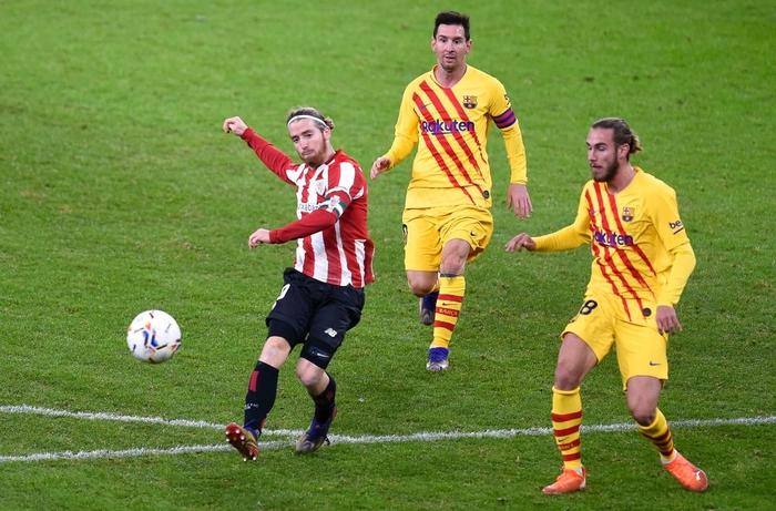 Messi lập cú đúp, Barca thắng Bilbao để vươn lên top 3 - Ảnh 6.