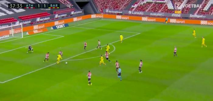 Messi lập cú đúp, Barca thắng Bilbao để vươn lên top 3 - Ảnh 4.