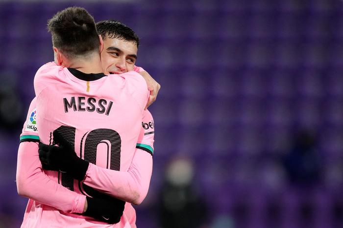 Làm thế nào Barca tìm ra người tình của Messi chỉ với 5 triệu euro? - Ảnh 3.