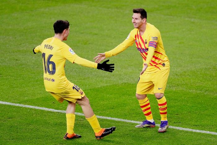 Làm thế nào Barca tìm ra người tình của Messi chỉ với 5 triệu euro? - Ảnh 1.