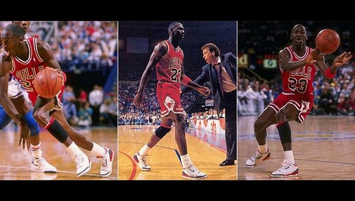 Đôi giày thi đấu của Michael Jordan được bán đấu giá 1 triệu USD và đó không phải là Jordan 1 - Ảnh 1.