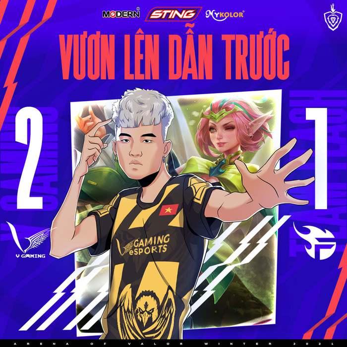 ĐTDV mùa Đông 2021: Team Flash thất bại, đừng đổ lỗi cho Gray! - Ảnh 3.