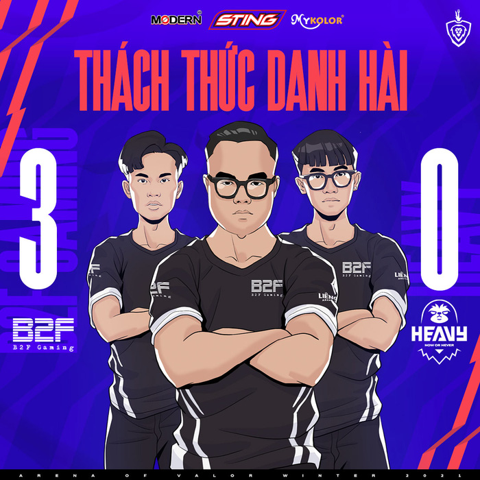 """Đội hình xuất sắc nhất Tuần 5 ĐTDV mùa Đông 2021: Saigon Phantom cùng B2F """"bứt phá"""" - Ảnh 3."""