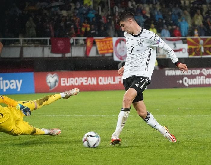 Bộ đôi Chelsea tỏa sáng giúp Đức sớm giành vé dự World Cup 2022 - Ảnh 3.