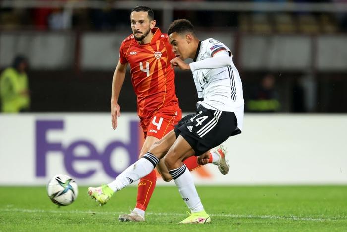 Bộ đôi Chelsea tỏa sáng giúp Đức sớm giành vé dự World Cup 2022 - Ảnh 5.