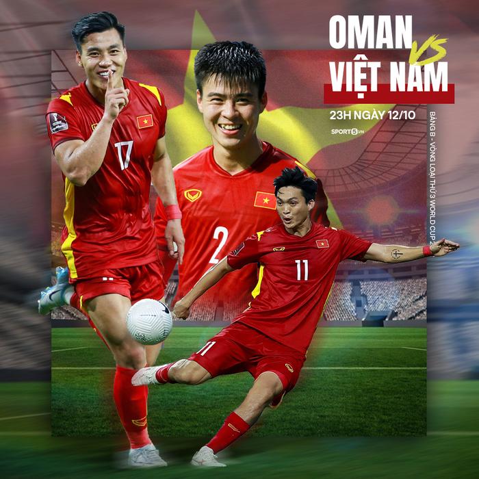 Nhận định ĐT Oman vs ĐT Việt Nam, 23h ngày 12/10: Tiếp tục hy vọng - Ảnh 3.