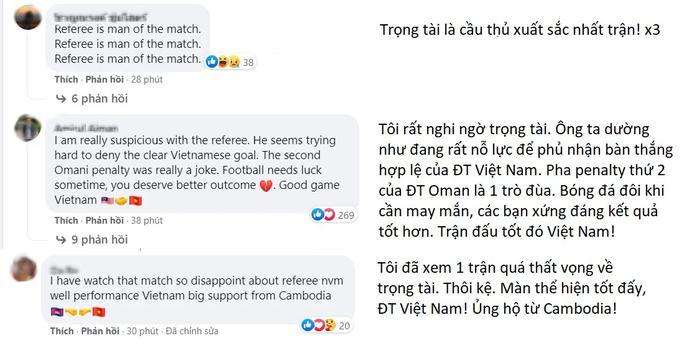 Fan ngán ngẩm với trọng tài soi VAR như soi người yêu cũ ở trận tuyển Việt Nam thua Oman - Ảnh 4.