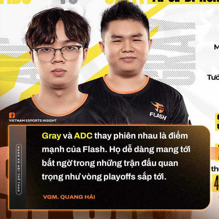 VGM.Quang Hải chỉ ra sự khác biệt giữa Gray và ADC, đặt mục tiêu giành vé dự chung kết ĐTDV mùa Đông 2021 - Ảnh 2.