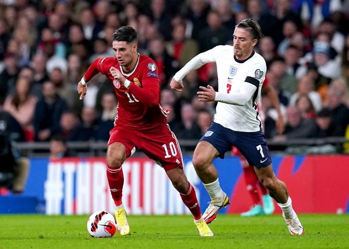 Hàng công phung phí cơ hội, tuyển Anh để Hungary cầm hòa 1-1 ngay trên sân nhà - Ảnh 2.