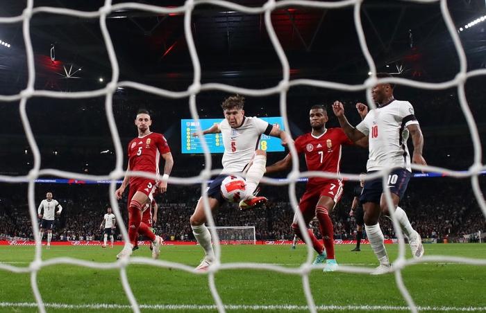 Hàng công phung phí cơ hội, tuyển Anh để Hungary cầm hòa 1-1 ngay trên sân nhà - Ảnh 4.