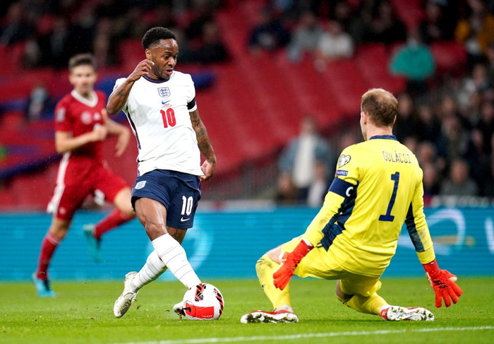 Hàng công phung phí cơ hội, tuyển Anh để Hungary cầm hòa 1-1 ngay trên sân nhà - Ảnh 6.