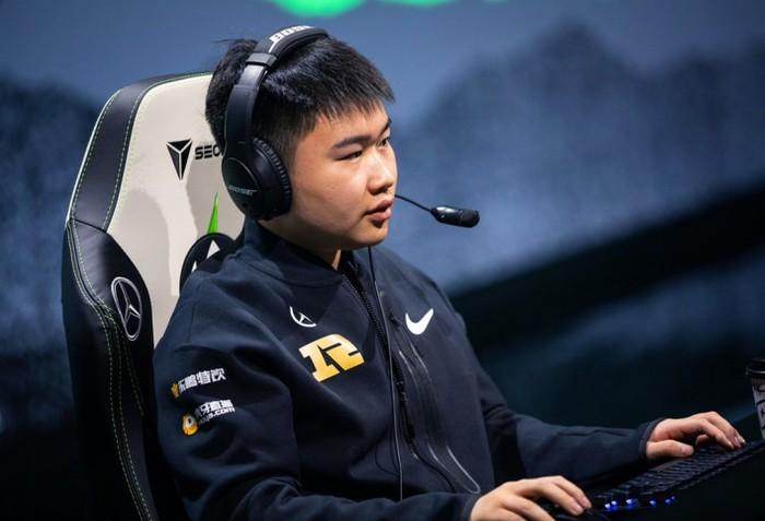 Wei được kỳ vọng tỏa sáng cùng RNG ở CKTG 2021