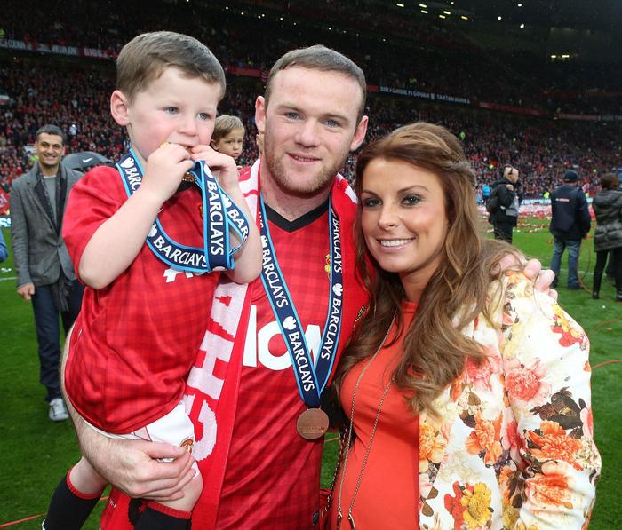 Bà xã Rooney và phút trải lòng về những bê bối của chồng trong quá khứ - Ảnh 2.