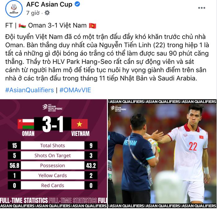 Fan Việt tấn công page của AFC, phẫn nộ vì AFC đăng bài động viên ĐT Việt Nam nhưng ở chế độ tuỳ chỉnh - Ảnh 4.