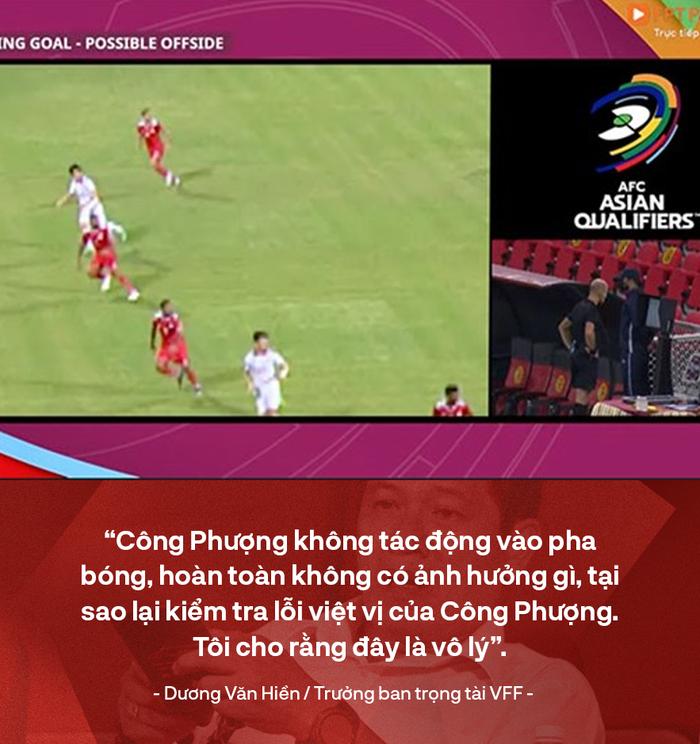 Chuyên gia nước ngoài mỉa mai tổ VAR trận ĐT Oman vs ĐT Việt Nam: Họ cần được trả tiền làm thêm giờ vì kiểm tra tất cả mọi thứ - Ảnh 4.