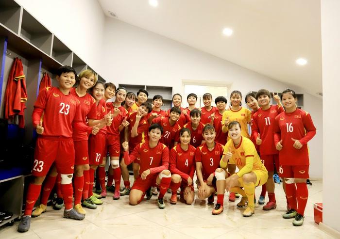 Xác định thời gian bốc thăm VCK Asian Cup nữ 2022 - Ảnh 1.