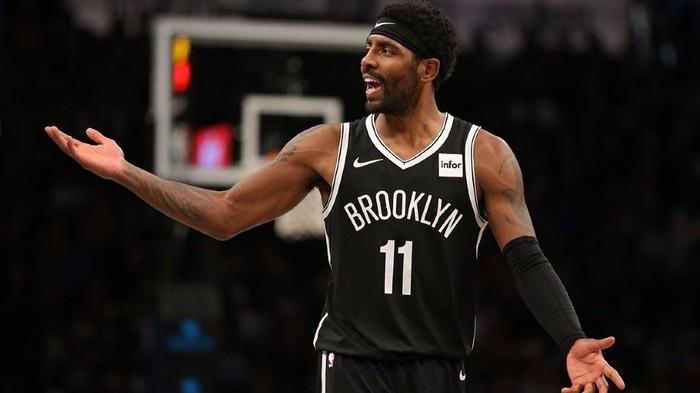 """NÓNG: Brooklyn Nets """"tuyệt đường"""" lĩnh lương của Kyrie Irving - Ảnh 1."""