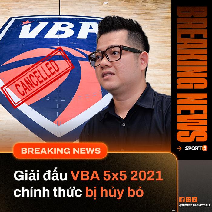 Thành tích kỷ lục tại VBA Premier Bubble Games 2021 có được tính vào hệ thống giải đấu? - Ảnh 1.