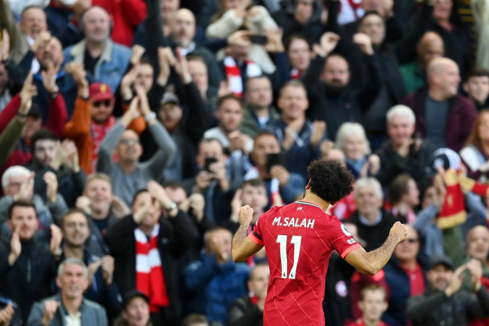 Liverpool 2-2 Man City: Salah rực sáng song không thể giúp Liverpool giành ba điểm trên sân nhà - Ảnh 12.