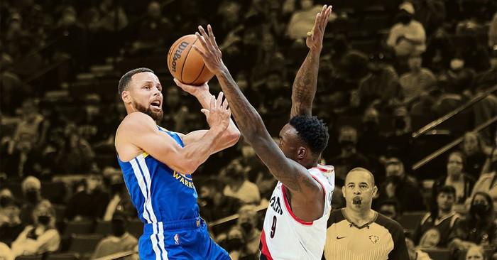Stephen Curry bối rối trước sự thay đổi luật phòng ngự tại NBA 2021/2022 - Ảnh 1.