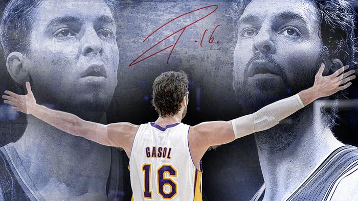 Pau Gasol chính thức giải nghệ, nhận món quà tri ân đặc biệt từ Los Angeles Lakers - Ảnh 4.