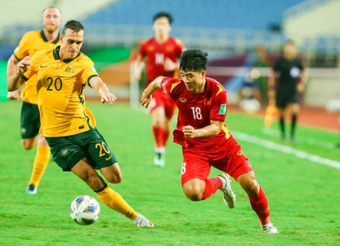 [Trực tiếp Vòng loại World Cup] Trung Quốc 0-0 Việt Nam (H1): KHÔNG VÀO! Quang Hải suýt ghi bàn từ chấm đá phạt - Ảnh 31.