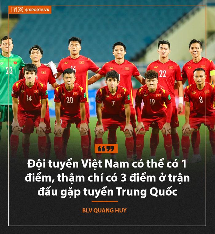 [Trực tiếp Vòng loại World Cup] Trung Quốc 0-0 Việt Nam (H1): KHÔNG VÀO! Quang Hải suýt ghi bàn từ chấm đá phạt - Ảnh 16.