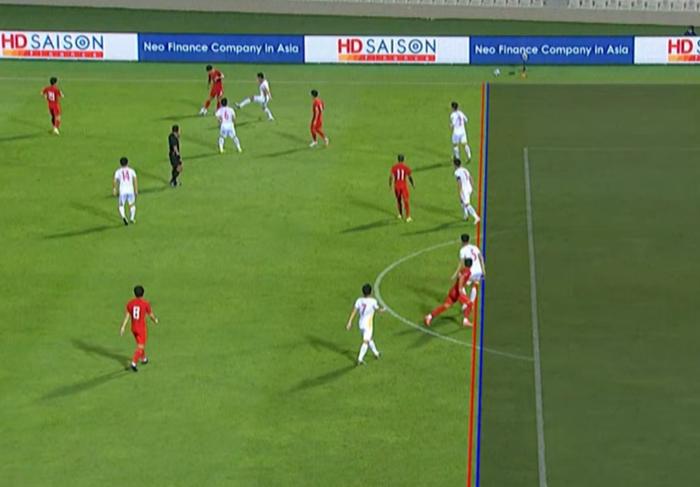 [Trực tiếp Vòng loại World Cup] Trung Quốc 2-2 Việt Nam (H2): VÀOOOO!!!! Chúng ta ngược dòng gỡ hòa quá khó tin - Ảnh 3.