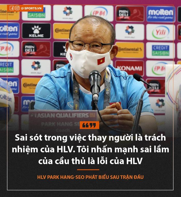 Những sai lầm chí mạng của HLV Park Hang-seo trong trận ĐT Việt Nam thua ĐT Trung Quốc - Ảnh 6.