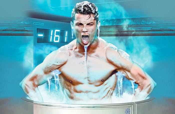 Ronaldo chi gần 2 tỷ thuê buồng áp lạnh  - Ảnh 1.