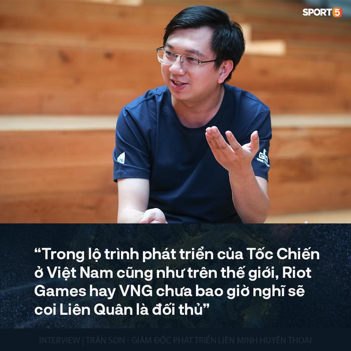 Giám đốc Trần Sơn: Esports Việt đặt nặng thành tích mà quên đi những thứ quan trọng không kém - Ảnh 2.