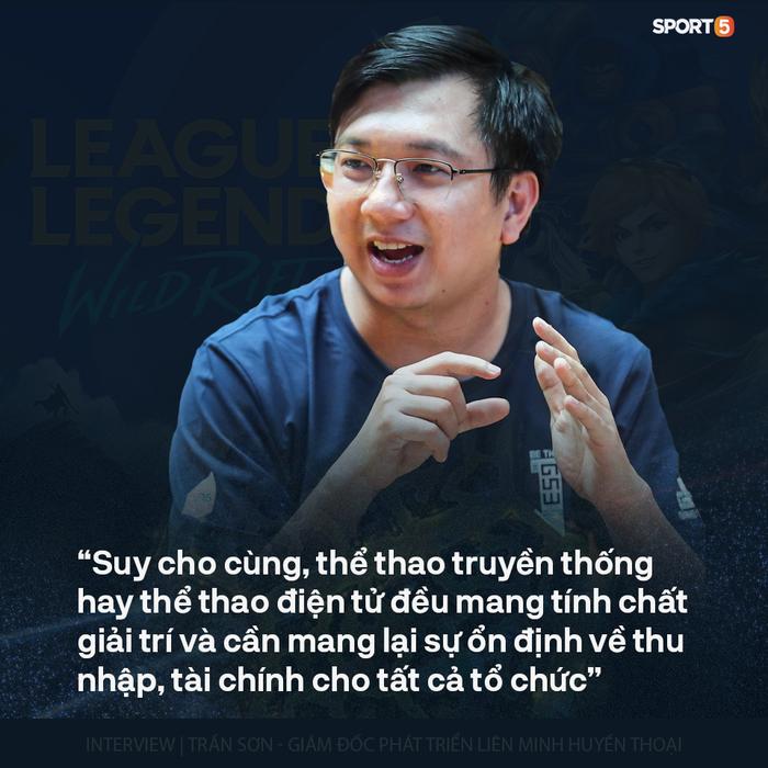 Giám đốc Trần Sơn: Esports Việt đặt nặng thành tích mà quên đi những thứ quan trọng không kém - Ảnh 4.