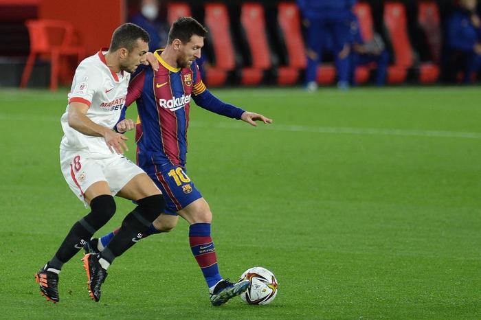 Người cũ gieo sầu cho Barca ở lượt đi Cúp nhà Vua Tây Ban Nha - Ảnh 3.