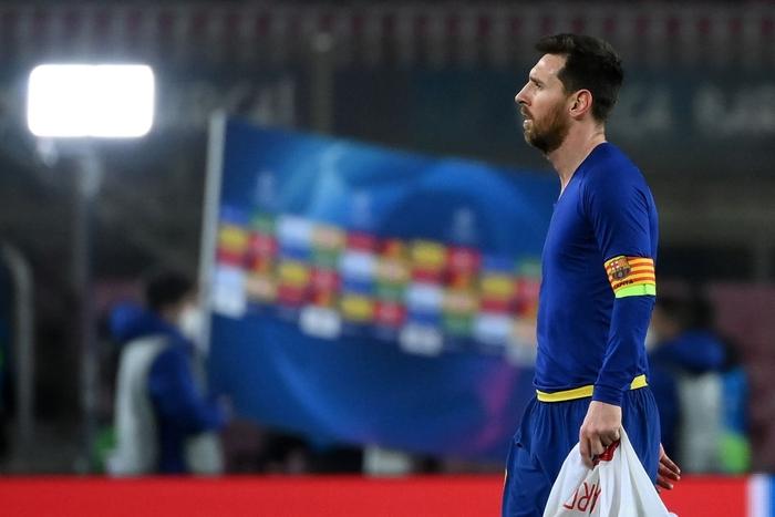 Mbappe ghi 3 bàn giúp PSG hủy diệt Messi và đồng đội ngay tại thánh địa Camp Nou - Ảnh 1.