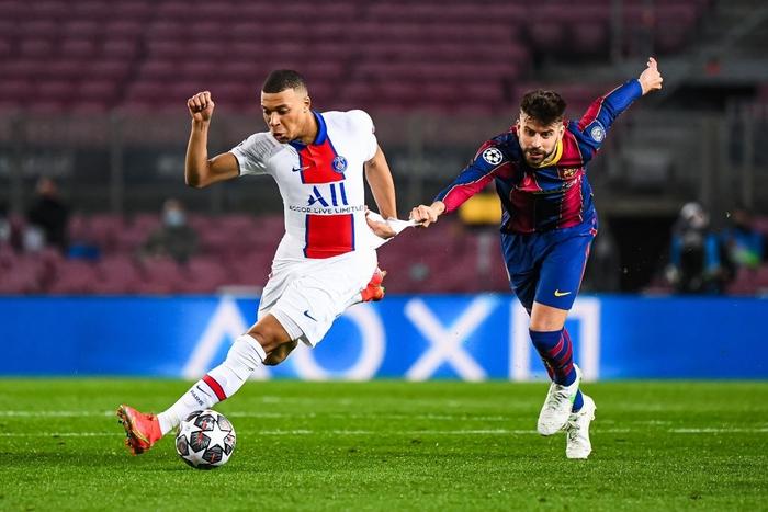 Mbappe ghi 3 bàn giúp PSG hủy diệt Messi và đồng đội ngay tại thánh địa Camp Nou - Ảnh 3.