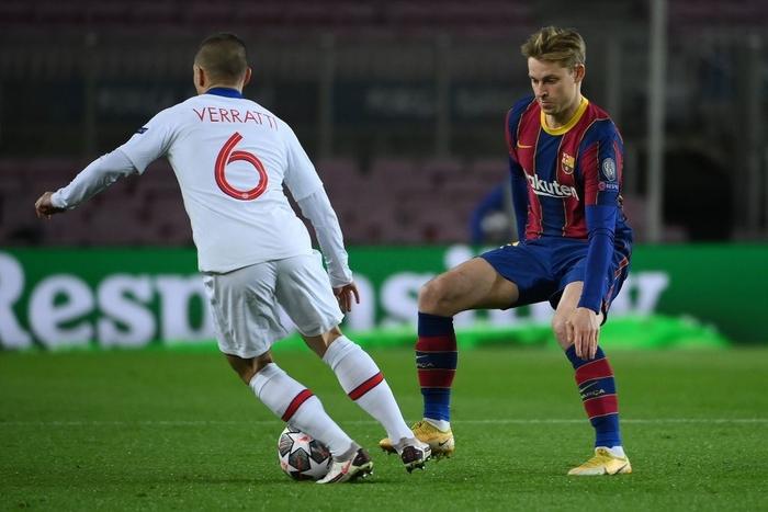 Mbappe ghi 3 bàn giúp PSG hủy diệt Messi và đồng đội ngay tại thánh địa Camp Nou - Ảnh 4.
