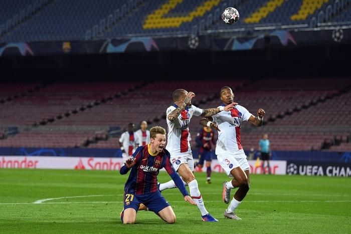Mbappe ghi 3 bàn giúp PSG hủy diệt Messi và đồng đội ngay tại thánh địa Camp Nou - Ảnh 5.