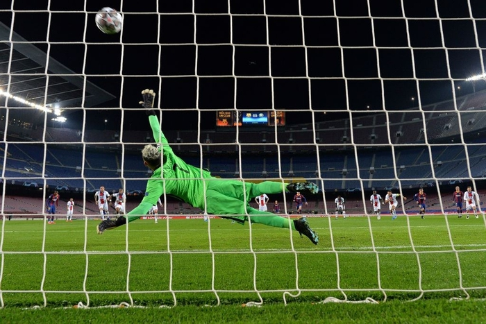 Mbappe ghi 3 bàn giúp PSG hủy diệt Messi và đồng đội ngay tại thánh địa Camp Nou - Ảnh 6.