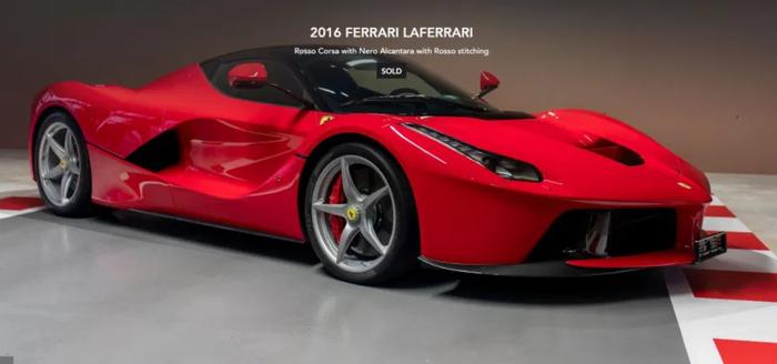 Tay đua 4 lần vô địch F1 thế giới bất ngờ rao bán một loạt siêu xe Ferrari sau khi bị đội đua nước Ý sa thải - Ảnh 1.